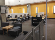 1st Floor Computer Lab & Reading Area