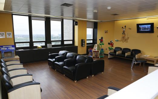 Pediatrics Numc, Pediatric Office Furniture